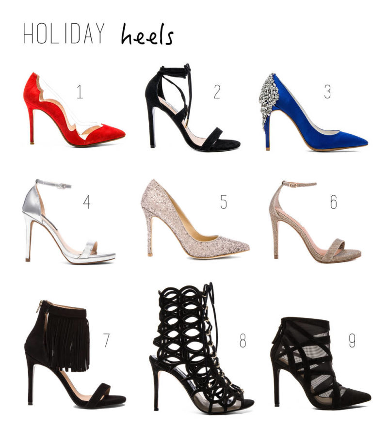 holiday heels